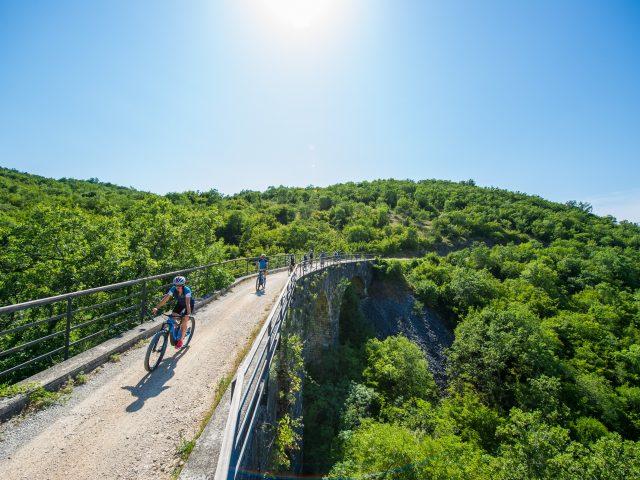 Biciklističke staze Poreštine