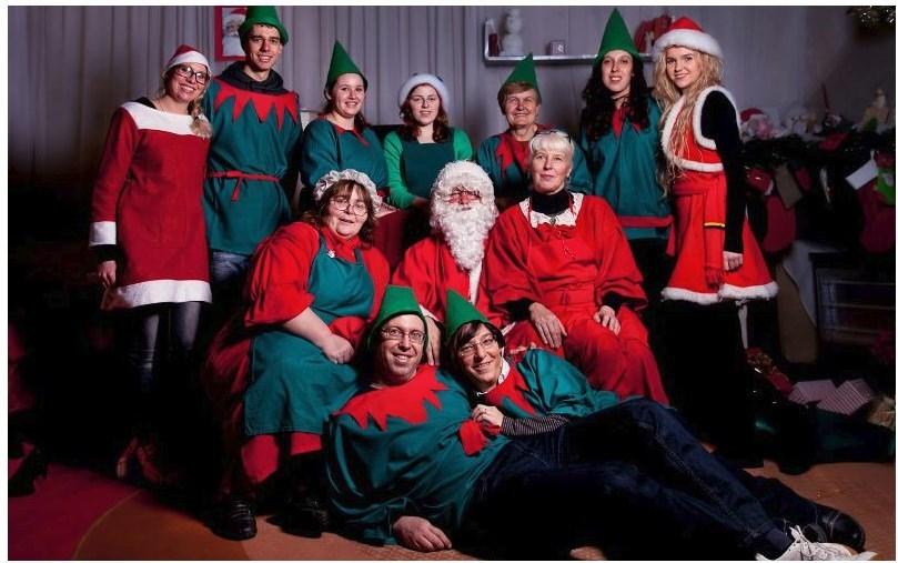 Kuća Djeda Mraza