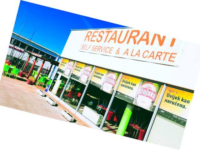 """Caffe bar & Restaurant Self-Service """"Nona Mina"""""""