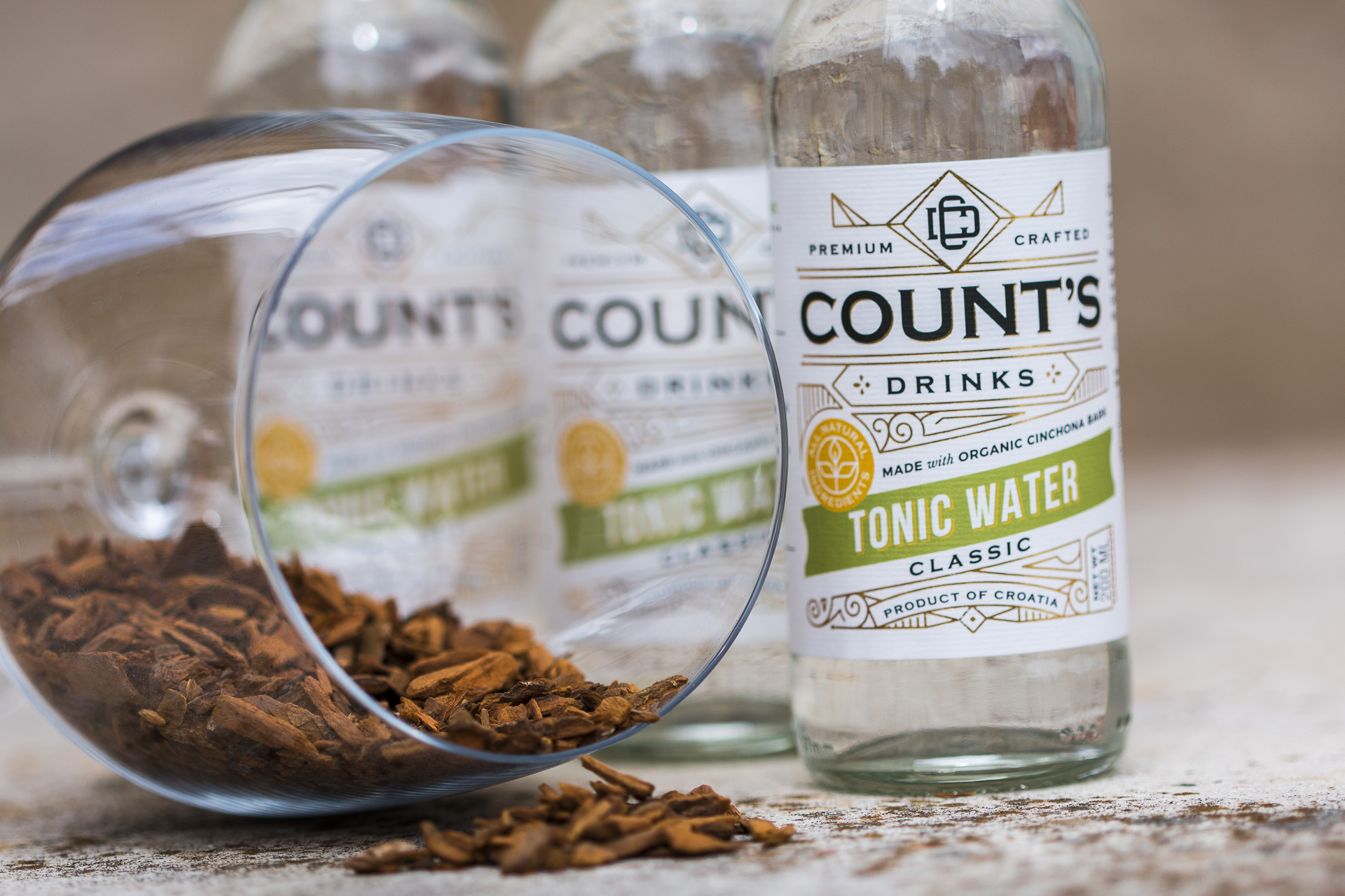 COUNT`S DRINKS – PREMIUM CRAFTED SOFT DRINKS